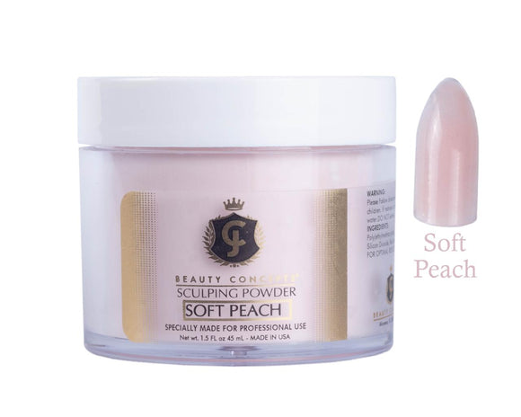 Soft Peach- Acrylic Powder