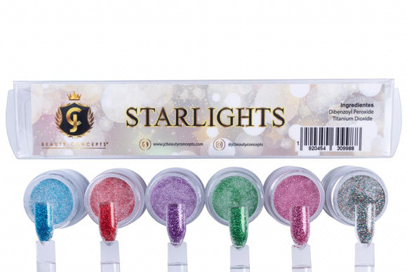 Starlights Acrylic Powder Collection