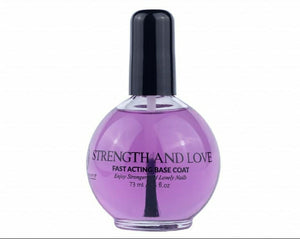 JC Beauty Concepts Strength and Love Base coat