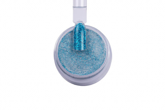 Turquoise Shimmer #41 0.5oz- Acrylic & Dip Powder