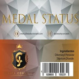 Medal Status Acrylic Powder Collection