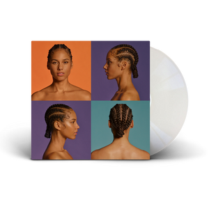 ALICIA Opaque White LP