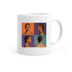 Alicia Photo Mug-Alicia Keys