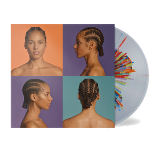 ALICIA Limited Edition Rainbow Vinyl LP