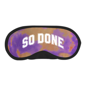 So Done Sleep Mask
