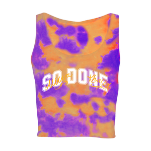So Done Tie-Dye Tank Top