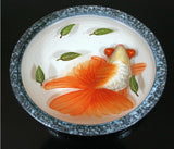 3D Goldfish Paintings Resin Water Riusuke Fukahori using acrylic paint - YannyExpress  - 1