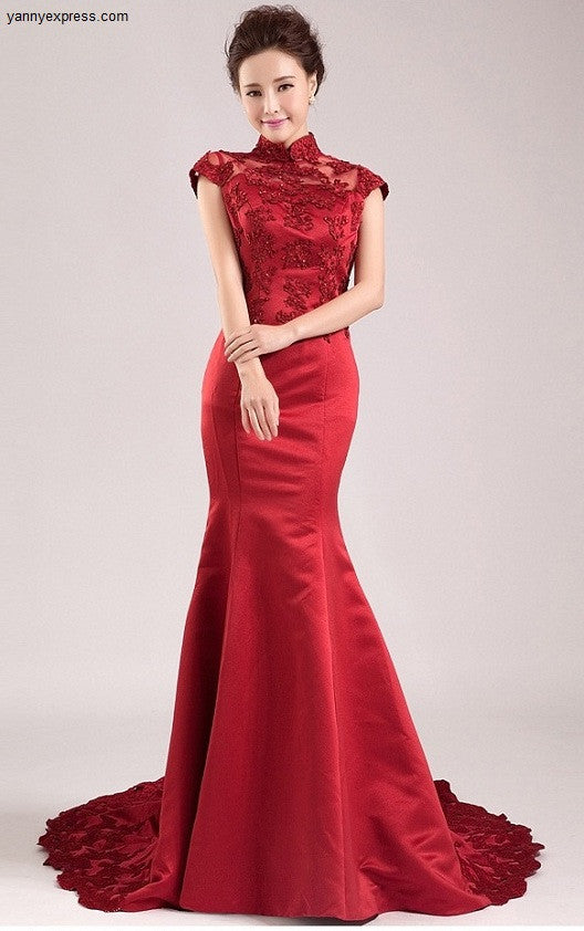 Reviews of Chinese Wedding Gowns