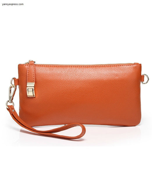 Hanne Zip-Around Wallet - YannyExpress  - 1