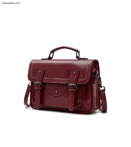 Medium England Satchel - YannyExpress  - 1