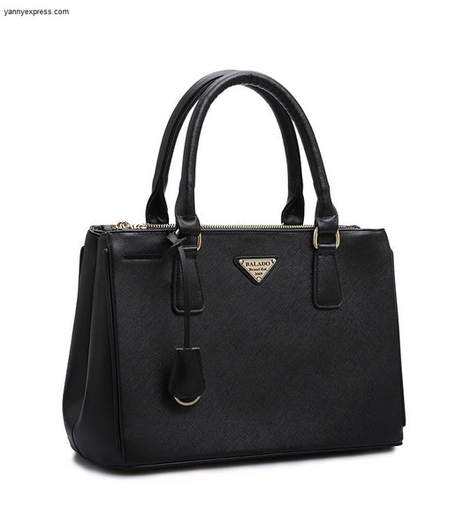 Robinson - Mini Double Zip Tote - YannyExpress  - 1
