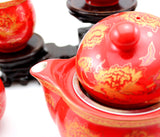 Chinese Wedding Tea Set for Tea Ceremony - YannyExpress  - 3
