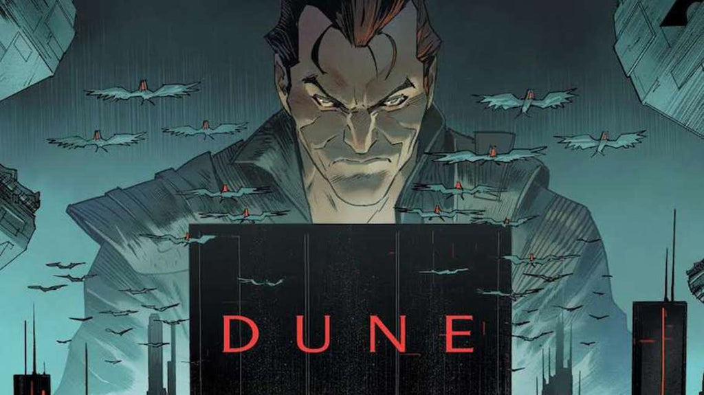 Last Call for Preorders: DUNE HOUSE ATREIDES #1