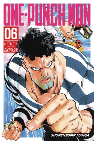 ONE PUNCH MAN VOLUME 06