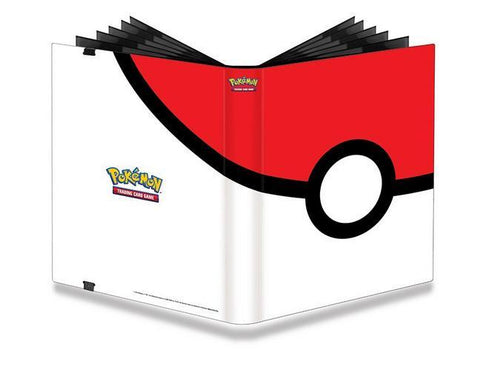ULTRA PRO PRO BINDER - POKEMON POKEBALL