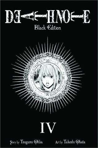 DEATH NOTE BLACK EDITION VOLUME 04 (2 in 1 EDITION)