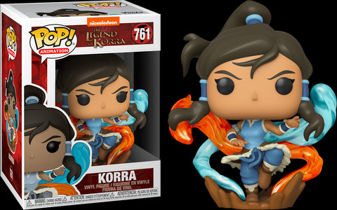 POP! ANIMATION: LEGEND OF KORRA: KORRA