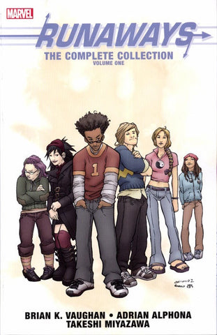 RUNAWAYS COMPLETE COLLECTION VOLUME 01
