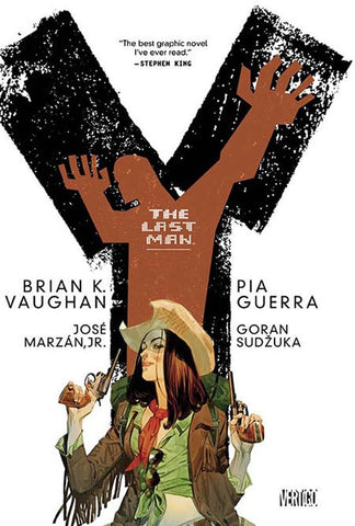Y THE LAST MAN BOOK 03