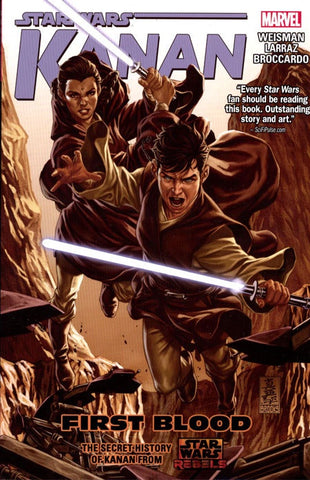 STAR WARS KANAN VOLUME 02 FIRST BLOOD