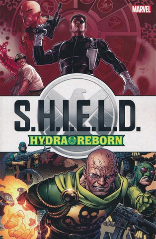 SHIELD HYDRA REBORN