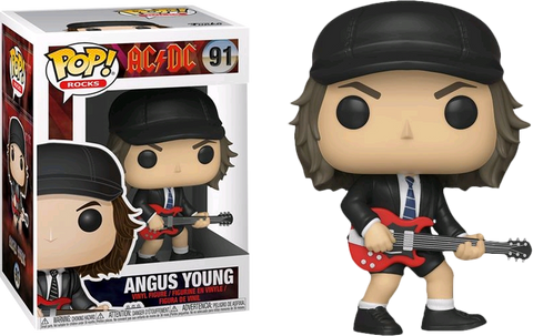 POP! ROCKS: AC/DC: ANGUS YOUNG