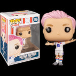 POP! FOOTBALL: USWNT: MEGAN RAPINOE