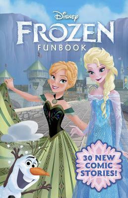 DISNEY FROZEN FUNBOOK