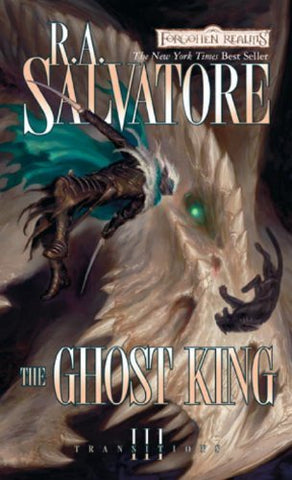 FORGOTTEN REALMS TRANSITIONS BOOK THREE: GHOST KING