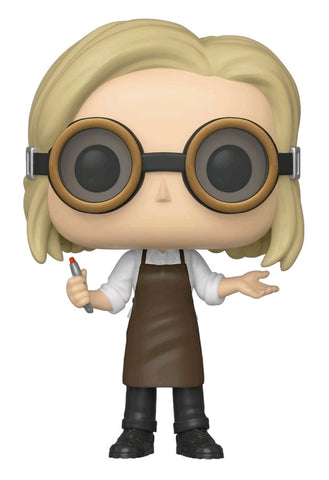 POP! TELEVISION: DOCTOR WHO: THIRTEENTH DOCTOR WITH GOGGLES