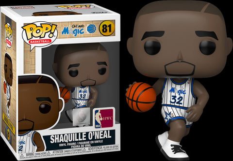 POP! NBA: MAGIC: SHAQUILLE O'NEAL