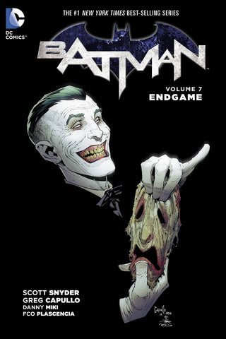 BATMAN VOLUME 07 ENDGAME