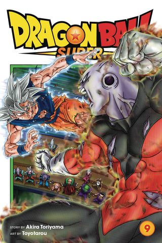 DRAGON BALL SUPER VOLUME 09