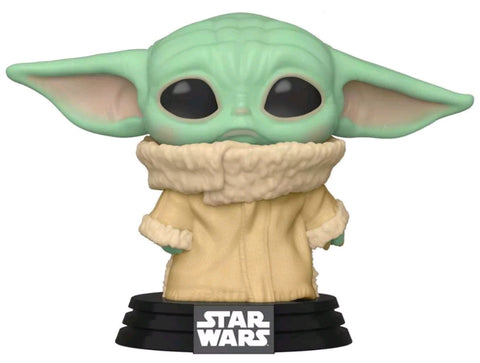 POP! STAR WARS MANDALORIAN: THE CHILD (BABY YODA) CONCERNED