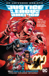 JUSTICE LEAGUE OF AMERICA VOLUME 02 KINGBUTCHER (REBIRTH)