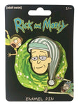 RICK & MORTY SLEEPY GARRY ENAMEL PIN