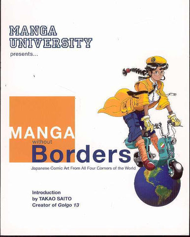 MANGA WITHOUT BORDERS TP VOL 01