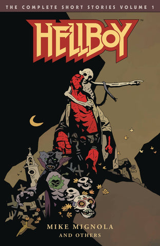 HELLBOY COMPLETE SHORT STORIES VOLUME 01