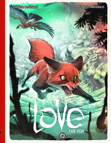 LOVE VOLUME 02 THE FOX HC