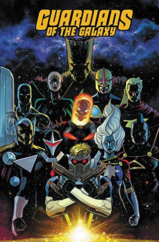 GUARDIANS OF THE GALAXY VOLUME 01 FINAL GAUNTLET