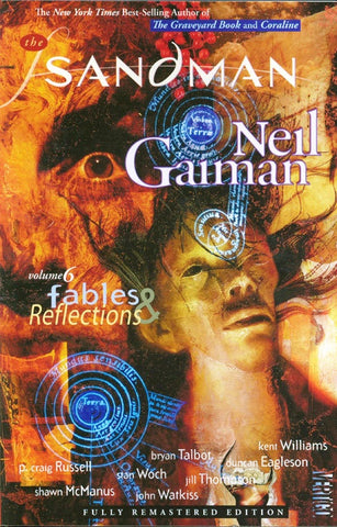 SANDMAN VOLUME 06 FABLES AND REFLECTIONS