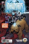 INHUMANS ONCE FUTURE KINGS #1 (OF 5)