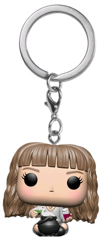 POCKET POP! MOVIES: HARRY POTTER: HERMIONE GRANGER WITH POTIONS KEYCHAIN