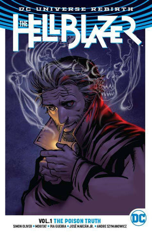 HELLBLAZER VOLUME 01 THE POISON TRUTH (REBIRTH)
