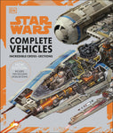 STAR WARS COMPLETE VEHICLES NEW EDITION HC