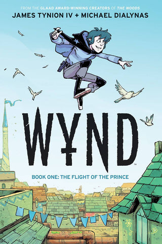 WYND BOOK 01 FLIGHT OF THE PRINCE