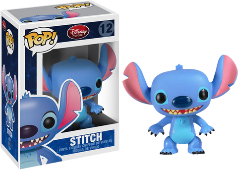 POP! DISNEY: LILO AND STITCH: STITCH