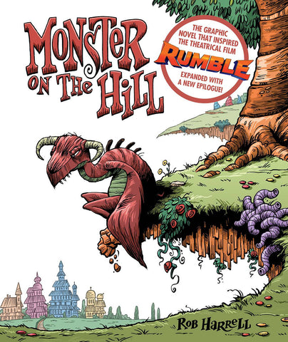 MONSTER ON THE HILL EXPANDED EDITION
