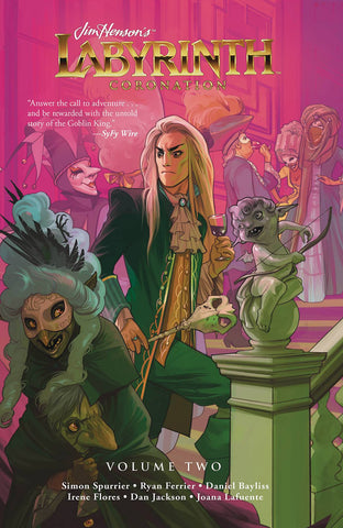 JIM HENSON LABYRINTH CORONATION VOLUME 02