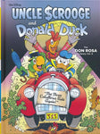DISNEY ROSA DUCK LIBRARY VOLUME 09 THE THREE CABALLEROS RIDE AGAIN HC